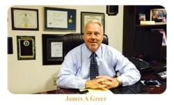 James (Jim) A  Greer Acquires Boston's Smart Drug Testing Busine